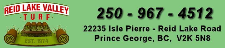 Prince George Turf & Sod